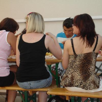 Barbecue et démonstration de fin d'année - Juin 2012