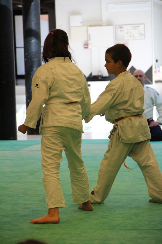 Enfants à la Self Defense